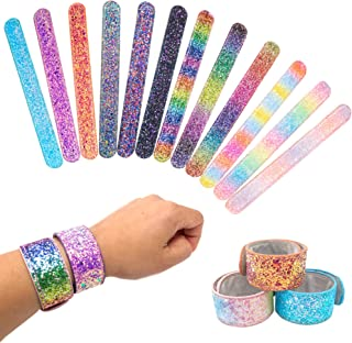 6 FROZEN Themes Red And White Stretchable Bracelets Girls Party Bag Fillers