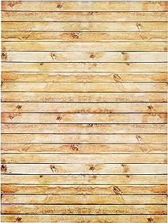 Creative Converting 324567 Photo Backdrop, One Sized, Wood Grain