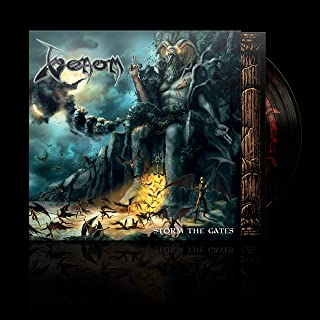 venom picture disc