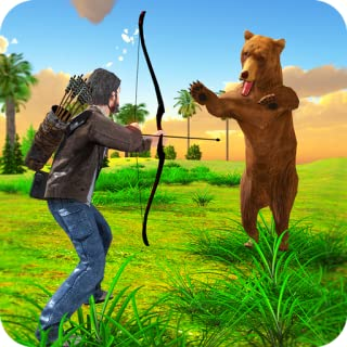 free archery hunting games