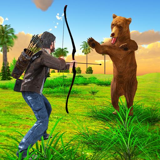 Archery Animal Hunting: Bow Arrow Hunter