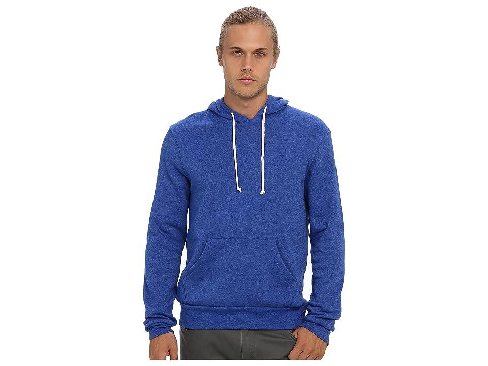 Alternative Challenger Pullover Hoodie (Eco True Pacific Blue) Men