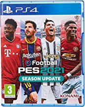 eFootball PES 2021 Season Update (PS4) - KSA Version