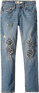 Levi's Kids Boy's 512 Slim Fit Taper Jeans (Big Kids)