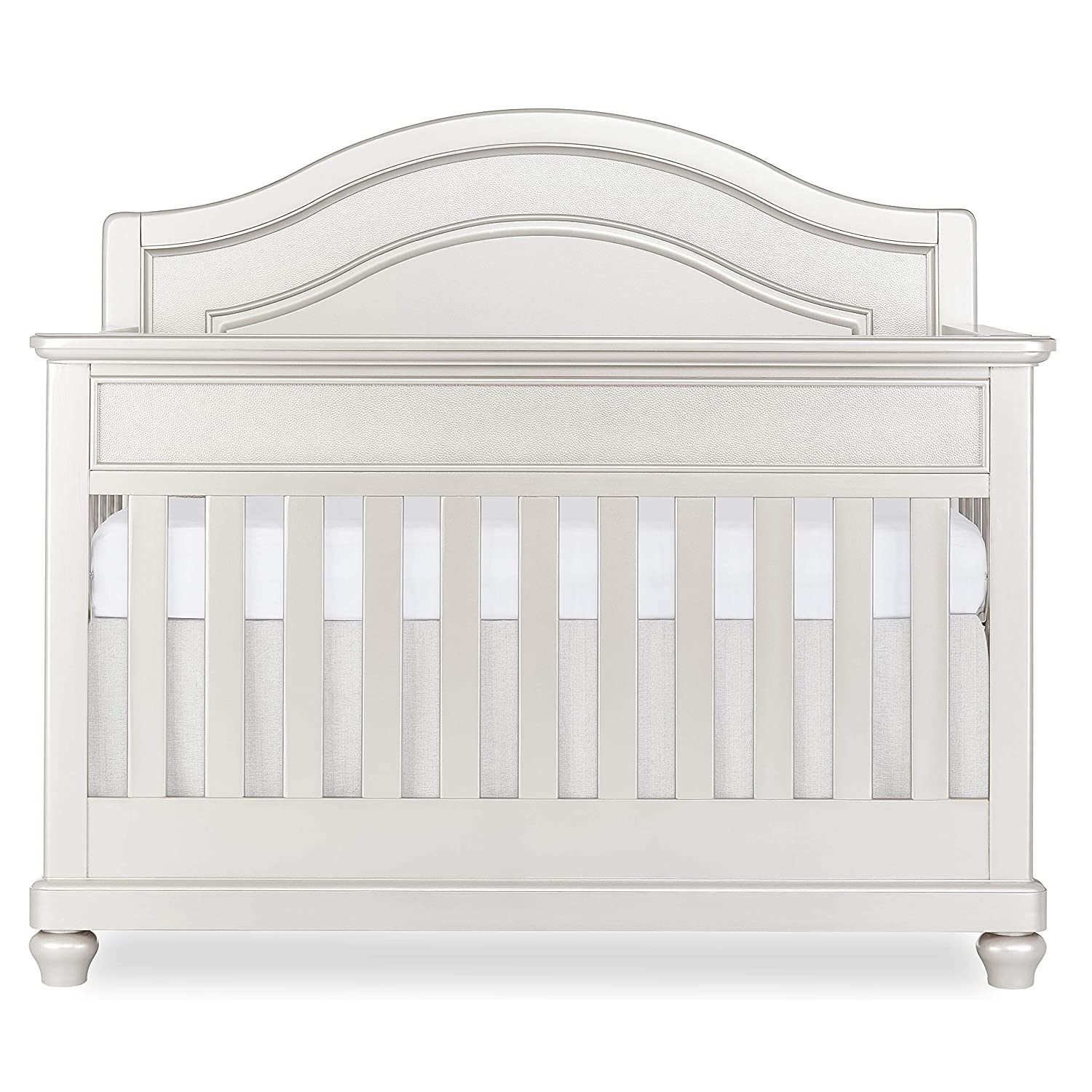 Evolur Signature Glam 5 1 Same day shipping Translated Convertible Crib in