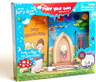 The Irish Fairy Door Company - Paint Your Own Fairy Door
