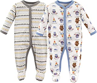774cc628a1b Amazon.com  Whites - Blanket Sleepers   Sleepwear   Robes  Clothing ...