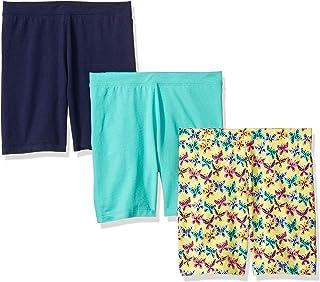 Amazon Brand - Spotted Zebra Girls' Toddler & Kids 3-Pack...