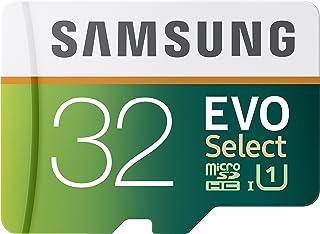 بطاقة ذاكرة مايكرو SDHC من سامسونج 32 جيجا بايت 80 ميجابايت/ثانية ايفو (MB-ME32DA/AM)