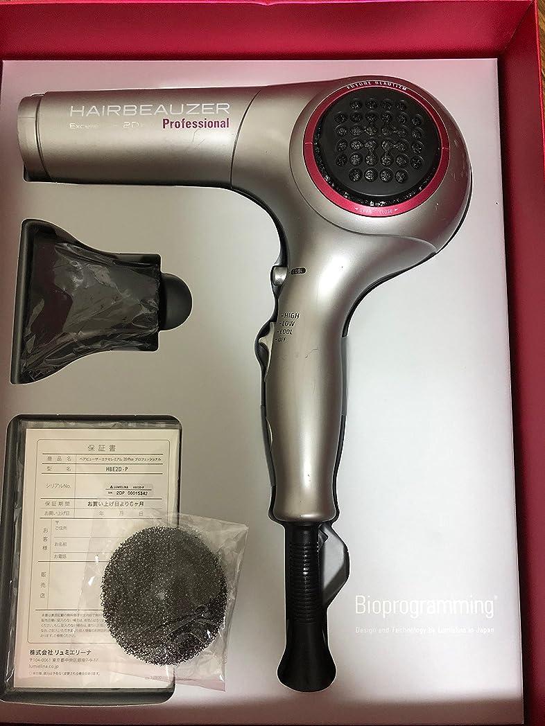 ブラスト修正する肉のヘアビューザー エクセレミアム 2D Plus プロフェッショナル HBE2D-P