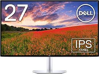 Dell モニター 27インチ S2719DM(3年間交換保証/フレームレス/FreeSync/DisplayHDR 400/WQHD/IPSマット/ブルーライト軽減/フリッカーフリー/HDMIx2)