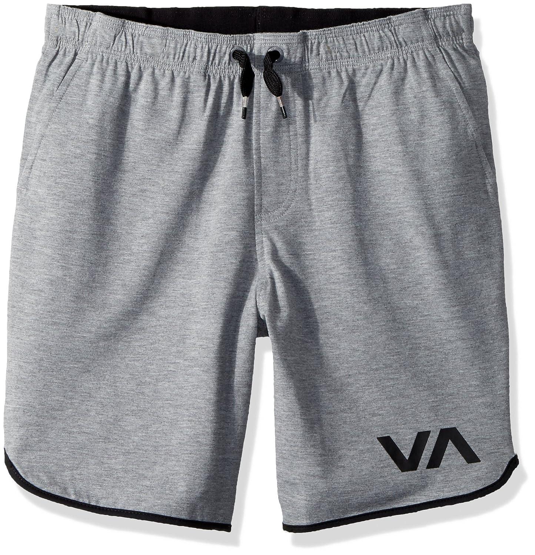 RVCA SHORTS ボーイズ カラー: グレー
