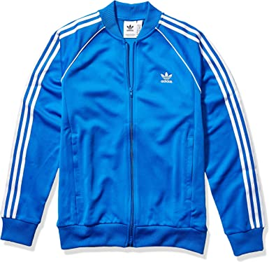 incondicional sirena Editor  Amazon.com: adidas Originals Superstar Track Top Chaqueta para hombre:  Clothing