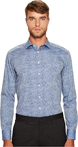 Etro - Wolf Button Down Shirt