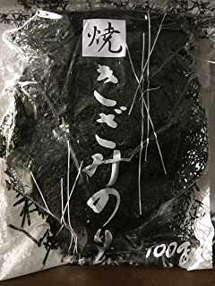 熊本県製造所直仕入 有明海産 焼きざみ海苔