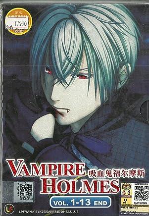 VAMPIRE HOLMES - COMPLETE TV SERIES DVD BOX SET ( 1-13 EPISODES )