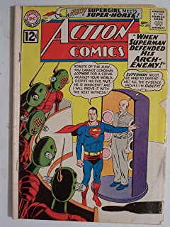 action comics 292