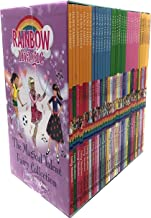Rainbow Magic The Magical Talent Fairy Collection 35 Books Box Set