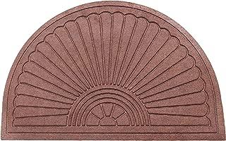 A1 Home Collections A1HCPR69-EP06 Waterretainer Indoor/Outdoor Doormat, 2' x 3', Skid Resistant, Beige