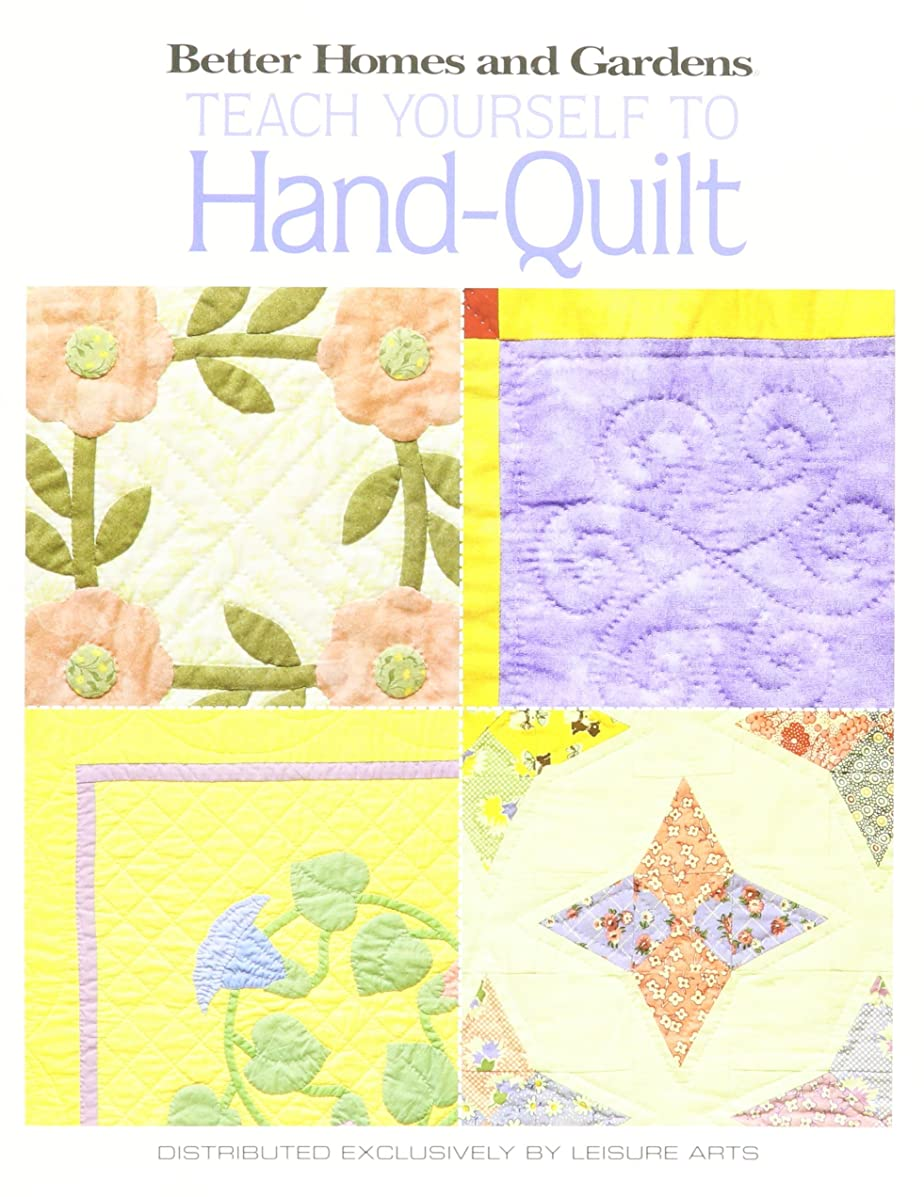 LEISURE ARTS-Teach Yourself to Hand-Quilt
