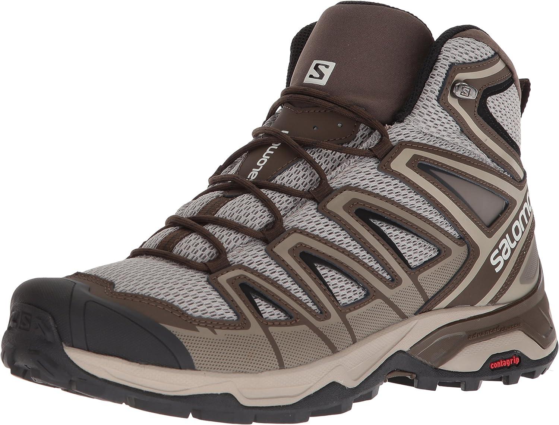 SALOMON Men's X Ultra Mid 3 Aero Trail Running shoes