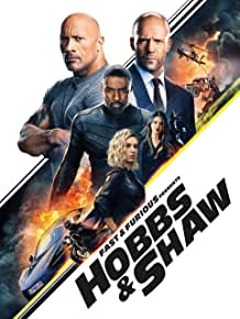 HOBBS & SHAW arrives on Digital Oct. 15 and on 4K Ultra HD, Blu-ray and DVD Nov. 5 from Universal