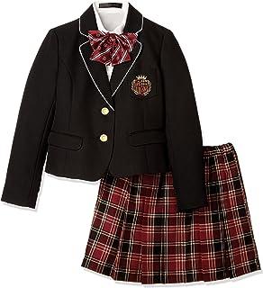 (フォーマルスクール)KIDS FORMAL KIDS FORMAL 女児スクールE体3点スーツ