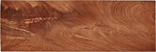 Grizzly H9776 Sequenced Matched Mahogany Crotch Veneer, 8 sq. ft