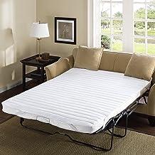 Madison Park Essentials BASI16-0191 Bed Pad, Ivory