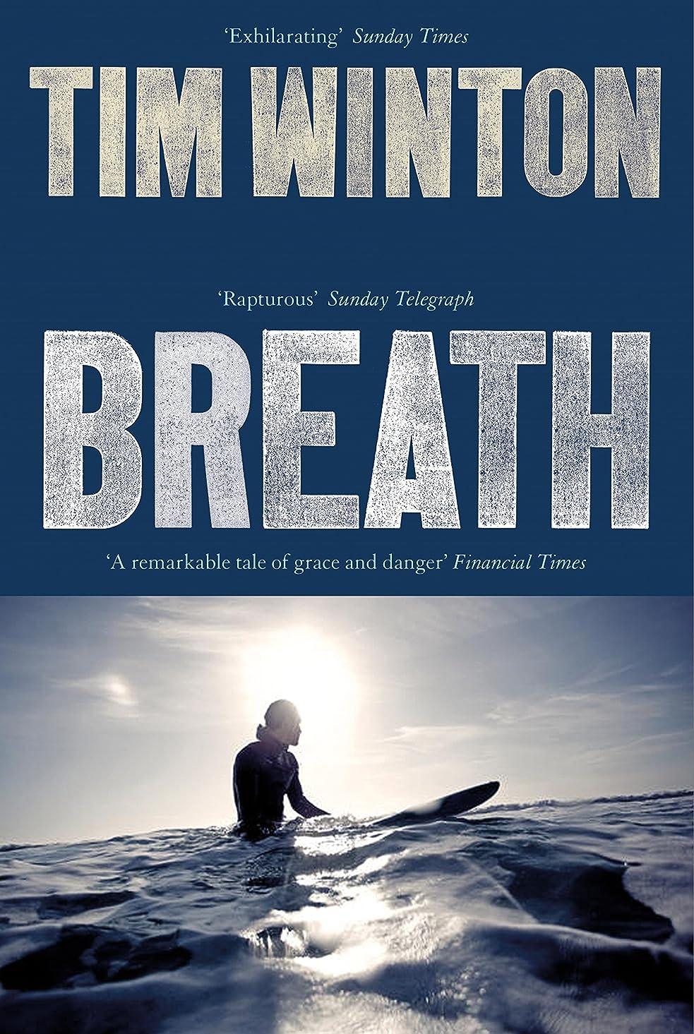ドロー遅らせる縁Breath: Film Tie-In (English Edition)