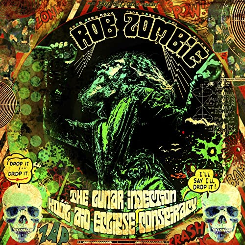 The Triumph of King Freak (A Crypt of Preservation and Superstition) by Rob  Zombie on Amazon Music - Amazon.com