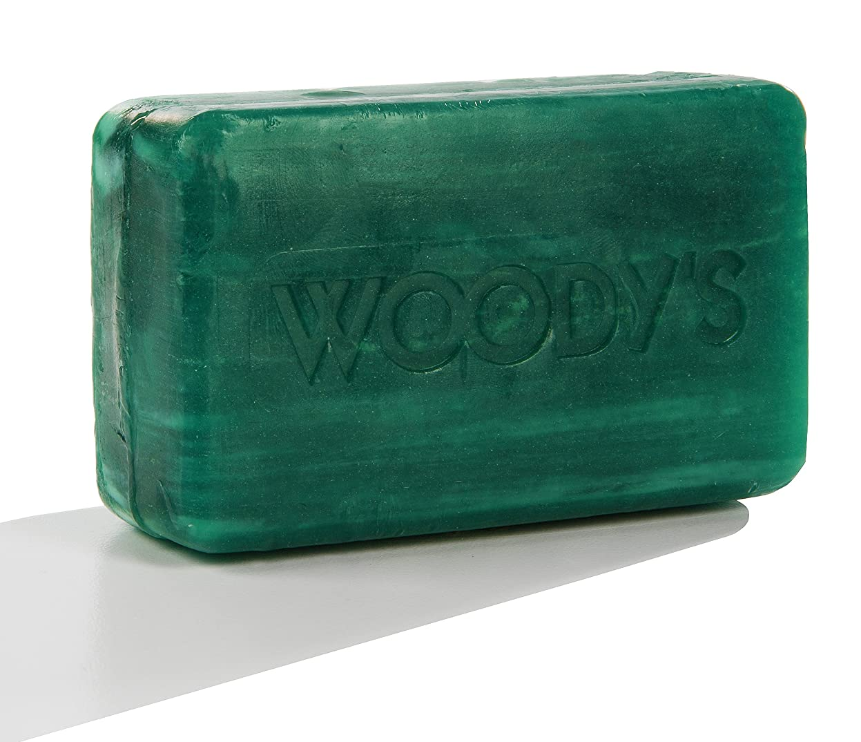 姓パッケージ効率的Woody's Moisturizing Bar 8oz