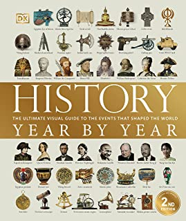 History Year by Year: The ultimate visual guide to the events that shaped the world