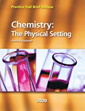 [2020 Prentice Hall Brief Review] New York Chemistry : The Physical Setting Student Book