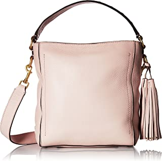 Cole Haan Cassidy Small Bucket Crossbody Leather Bag