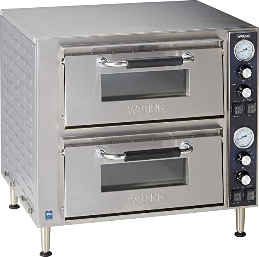 waring commercial single pizza oven