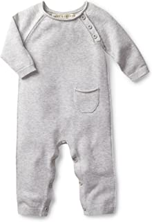 Layette Raglan Sweater Romper