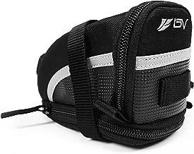 BV Bicycle Strap-On Bike Saddle Bag/Seat Bag/Cycling Bag