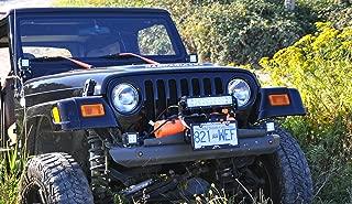 aev hawse fairlead license plate mount