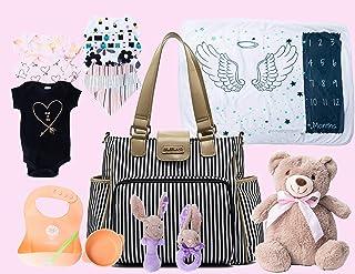 COOJONG ICE Cream Baby Diaper Tote Bag Hamper Gift Pack Girl