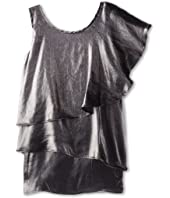 Appaman Kids - Layered One Shoulder Dress (Toddler/Little Kids/Big Kids)