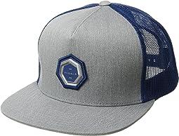 VISSLA - Cyclones Trucker Hat