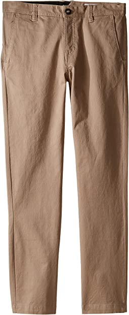 Volcom Kids Frickin Slim Chino Pants (Big Kids)
