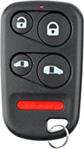 KeylessOption Keyless Entry Remote Control Car Key Fob Replacement for OUCG8D-440H-A