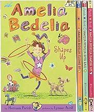 Amelia Bedelia Chapter Book Box Set #2 Books 5-8