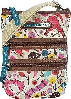 Multi Section Eva Mini Crossbody Bag