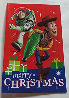 Greeting Card Christmas Toy Story