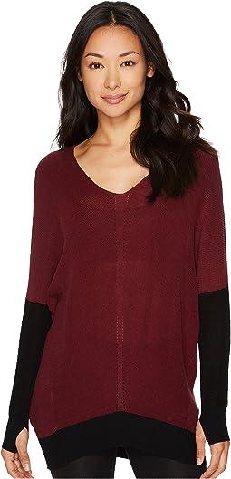 Blanc Noir - Cocoon Sweater