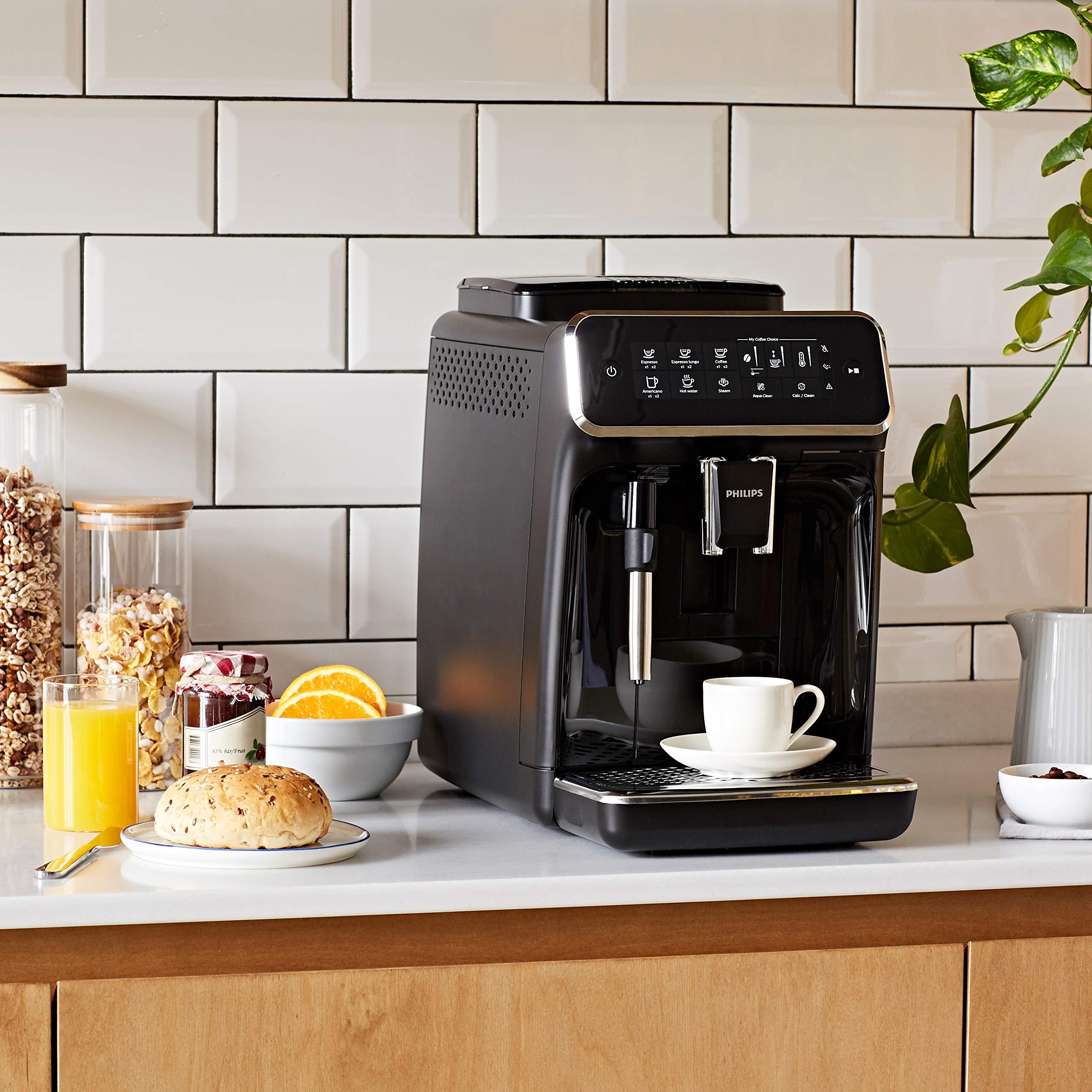 Philips EP3221/40- Cafetera Espresso Automática, 15 bares, 230V ...