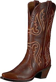 حذاء نسائي من ARIAT Heritage Western X Toe
